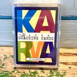 Karma Coaching Cards for the Workplace - SEALED